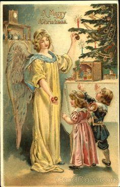 A Merry Christmas Angels