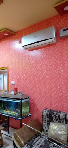 Wall Texture Design, Best Bedroom Colors, Creative Wall Decor, Stencil Painting On Walls, Royal Design, Indian Home Decor, Textured Walls, My Room, Decorations