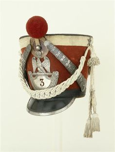 Shakos  3rd regiment of Gardes d'honneur of the French Imperial Guard