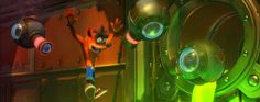 Vicarious Visions talk about physics mechanics and handing in the Crash Bandicoot N. Sane Trilogy #Playstation4 #PS4 #Sony #videogames #playstation #gamer #games #gaming