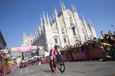 Tom Dumoulin overhauls Nairo Quintana to win Giro d'Italia in nail-biting final time trial - Cycling Weekly