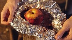 Five campfire foods you can cook entirely with tinfoil