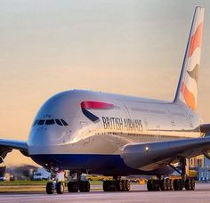 British Airways A380 - would love to see (fly on) BA's take on this beautiful bird...