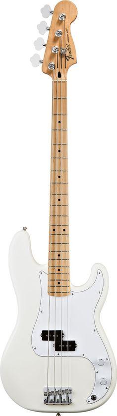 Fender® Standard Precision Bass®