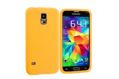 Standard Flexible Soft Silicone Rubber Protective Cases for Samsung Galaxy S5 | Lagoo Tech