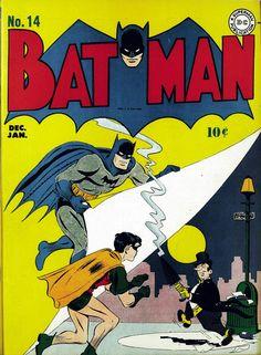 Batman #14 by Jerry Robinson
