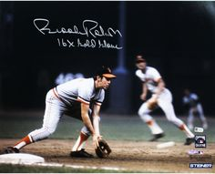 Brooks Robinson Signed Orioles Horizontal 16x20 w/ '16 Gold Gloves' Insc.