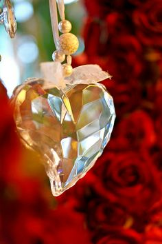 Crystal Heart | Flickr - Photo Sharing!