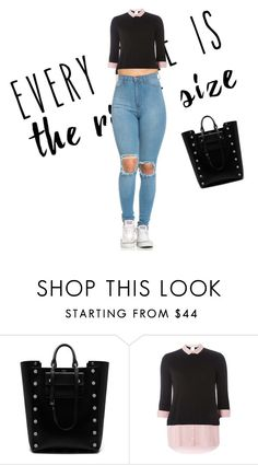 """""""Untitled #3"""" by amra-memic ❤ liked on Polyvore featuring Mulberry and Dorothy Perkins"""