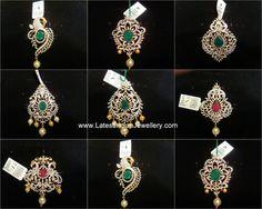 Latest Diamond Pendants Designs