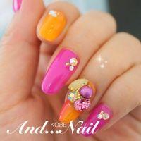 Mari Shirakawa ★ Kobe e Nail Nail Design | libro Nail