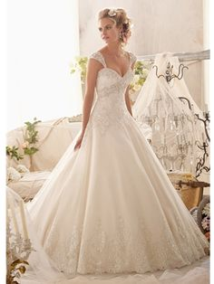Mori Lee Wedding Dress Style 2609 | House of Brides
