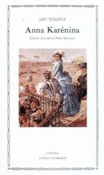 """'Anna Karenina', de León Tolstoi. Me lo leí hace tantos años.... Aunque sí recuerdo que me impactó el fragmento que reproduce los pensamientos de Anna antes de su desenlace final. Atropellados, inconexos... como cuando estamos perdidos y nuestra mente va a 1.000 por hora... """"Todas las familias felices se parecen unas a otras; pero cada familia infeliz tiene un motivo especial para sentirse desgraciada""""."""