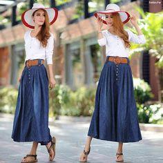 e94f46752 967 imágenes increíbles de Faldas de moda