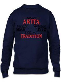 Authentic Akita Tradition Crewneck Sweatshirt