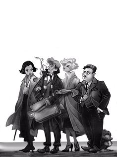 Newt Scamander is the Type - Here I bring you another book of types! now about the magical universe of… # Fanfic # amr - Harry Potter Fan Art, Harry Potter Drawings, Harry Potter Universal, Harry Potter Fandom, Harry Potter World, Fantastic Beasts Fanart, Fantastic Beasts And Where, Welcome To Hogwarts, Harry Potter Film