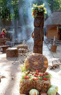 Slavic statue in Sopot, Poland. Sopot Poland, Wiccan, Pagan Yule, Russian Folk, Animal Totems, Pretty Art, World Cultures, Deities, Mythology