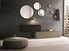 Votre entrée doit bien décoré, en couleurs modernes et avec un meuble d'entrée de design moderne et fonctionnel. Voilà quelques idées design: