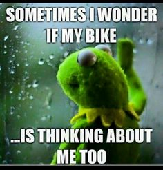 //I just know she is!! #cycling