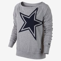 Nike Wildcard Epic (NFL Cowboys) Women's Sweatshirt..but for the 49ers
