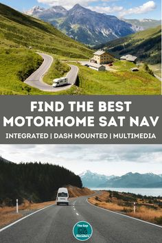Drive your motorhome or campervan with confidence when you have a motorhome sat nav. We review and compare the top 16 motorhome sat navs in our essential guide #motorhomesatnav #bestmotorhomesatnav #motorhomegadgets #motorhomeaccessories #motorhomeessentials Campervan Accessories, Motorhome Accessories, Rv Accessories, Motorhome Living, Motorhome Interior, Motorhome Organisation, Sat Nav, Rv Travel, Van Life