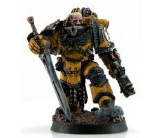 New Forgeworld Legion Praetors, Warhammer 40k #miniatures #warhammer40k #40k