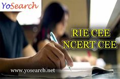 Looking for #RIECEE 2018 Selection Procedure? Visit #Yosearch for #RIE_CEE 2018 Counseling and #Admission, Scholarship, #Selection Process and more. RIE CEE 2018 - Results of Common Entrance Examination & Ranking.