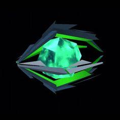 #Ingress #Jarvis virus rotating gif