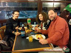 La tarde de ayer en Lo de Carlitos Castelar | Ituzaingo