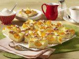 Aprikosen-Puddingkuchen vom Blech Rezept