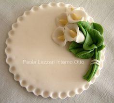 Pasta de azucar de Paola Lazzari.