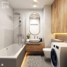Home Designer, Narrow Bathroom, Bath Remodel, Sweet Home, New Homes, Bathtub, Home Appliances, Interior Design, Lights