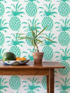 Pineapple print http://followingyourpassion.wordpress.com/2014/06/21/home-fashion-pineapple-print/