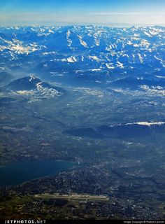 Geneva Airport.. Geneva Airport, International Airport, Aerial View, Airplanes, Airplane View, Jet, Aviation, Aircraft, Commercial