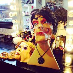 Máscaras para gravar videos especiais! Amo!!! #studiopaolagavazzi
