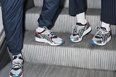 the Wood Wood x ASICS Tiger GEL-DS Trainer OG