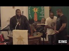 Dr. Umar Johnson - The Biography Of White Supremacy 4/18/15 Chicago - YouTube