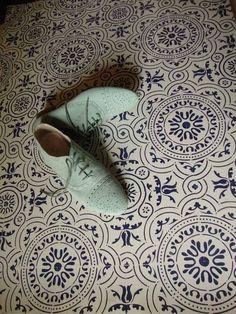 Image result for 1930s tile floors