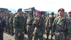 Covesia.com - Markas Besar (Mabes) Tentara Nasional Indonesia (TNI) Angkatan Udara (AU) menggelar simulasi kesiapsiagaan personel dalam penanggulangan bencana...