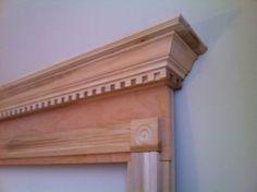 Custom-Mantel-Mantle-Fireplace-Surround-Unfinished-Poplar-36-or-42-Fireplace