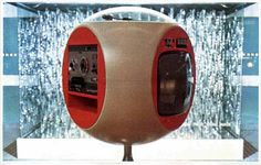 """NORDMENDE """"Vario-Center"""": radio tv record player, Germany 1969 1969 Nordmende """"Vario-Center"""" 3-Sided Sphere with Tape Deck, TV, Radio, and Turntable on Top Germany. Just the thing to watch from a bean bag. https://www.google.co.uk/search?q=NORDMENDE+%22Vario-Center%22:+radio+tv+record+player,+Germany+1969&biw=1366&bih=599&source=lnms&sa=X&ei=FWsgVcaDDI_OaMvrgtAN&ved=0CAYQ_AUoAA&dpr=1"""