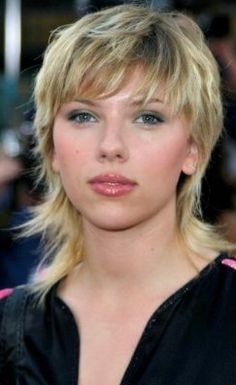 This is the perfect example of choosing a style that fits you. Scarlett is one of the most beautiful women on the planet and this just does not look great on her. Facial structure, skin tone, etc. should all be factored into your style. Just because it looks cute in the picture does not mean it will look good on you.