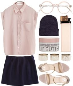 """r u s h/"" by jesicacecillia ❤ liked on Polyvore"