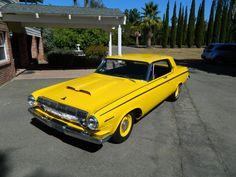 1963 Dodge Polara, Monster Mopar | HotrodHotline.com