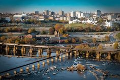 Riverfront Canal Walk, Richmond Va