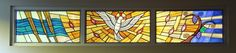 Holy Spirit Window by Gilroy Stained Glass