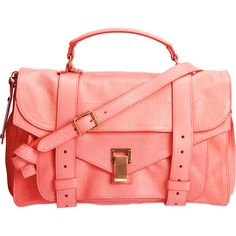 Proenza Schouler  PS1 Medium Leather  $1,595.00