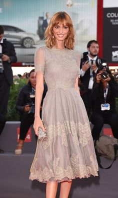 Venice Film Festival 2015: All the best red-carpet fashion    Gaia Bermani Amaral    Photo: © Getty Images
