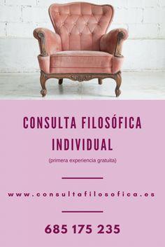 ¡Nueva promoción! Experimenta una consulta filosófica individual gratis