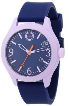 ESQ Movado Unisex 07301433 ESQ ONE Round Stainless Steel Watch -